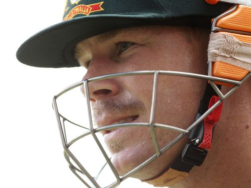 David Warner: 'I'm nice and refreshed'