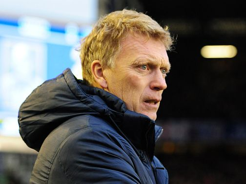 David Moyes: Not looking to sell any players