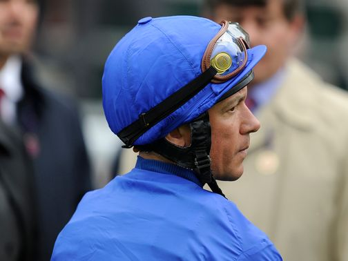 Frankie Dettori: Hit with temporary suspension
