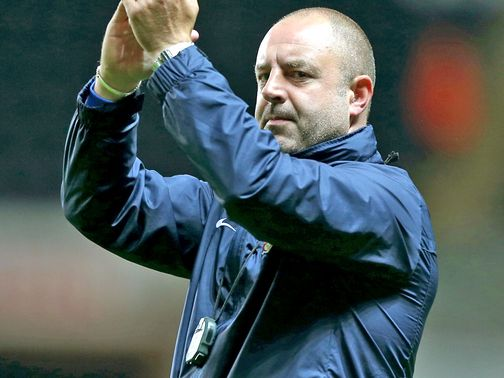 Keith Hill: Delighted but grounded