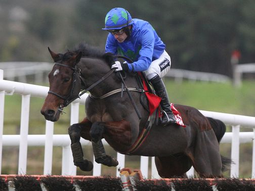 Hurricane Fly: Hard to oppose in the feature at Leopardstown
