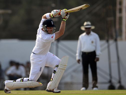 Ian Bell: Back among the runs
