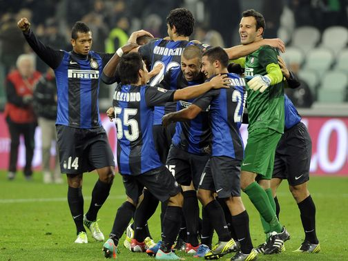 Inter Milan: Ended Juventus' 49-game unbeaten run on Saturday