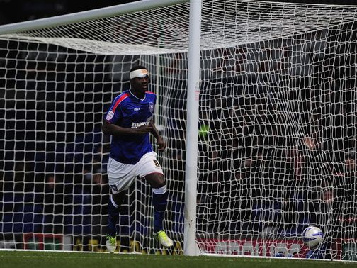 Ipswich claimed an important victory over Forest