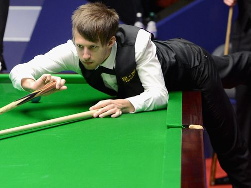 Judd Trump: Determined