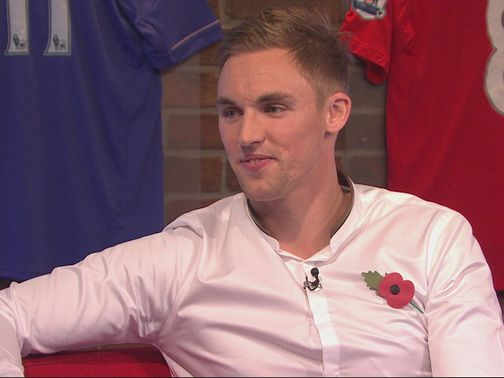 Jack Collison: Moving 'onwards and upwards'