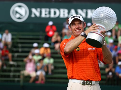 Lee Westwood can land another Nedbank title
