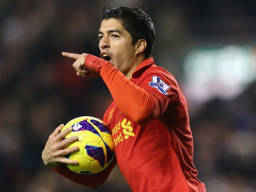 Luis Suarez: Feels he is unfairly criticised