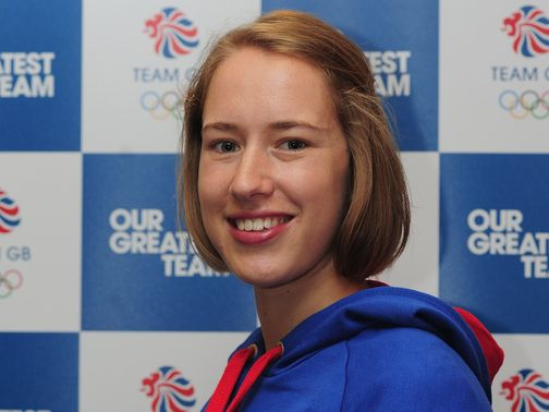 Lizzy Yarnold: Second place in Utah