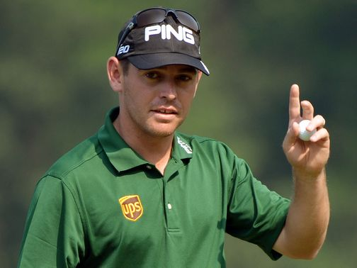 Louis Oosthuizen can win the 2013 Race To Dubai