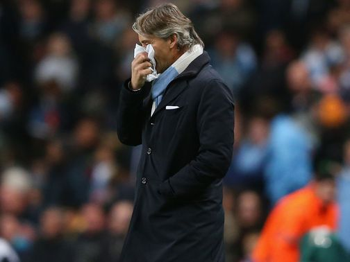 Roberto Mancini: We must stay calm and work hard