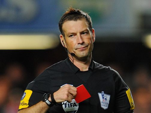 Mark Clattenburg: Cleared of racial abuse