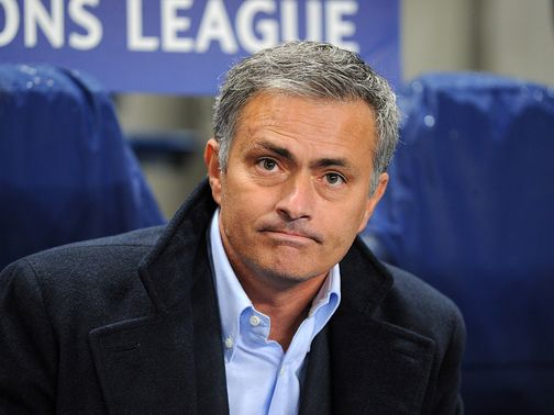 Mourinho: His side are safely through