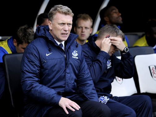 David Moyes: No money to spend in January