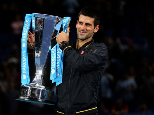 Novak Djokovic is favourite for three 2013 Grand Slams