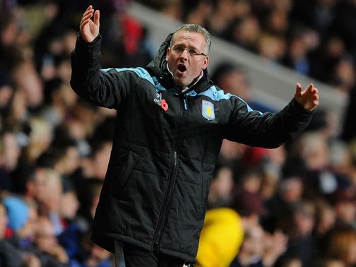 Paul Lambert: Must serve touchline ban