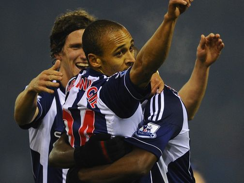 Peter Odemwingie: Monday night double