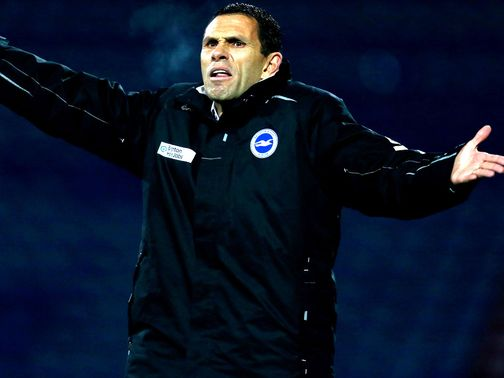 Gus Poyet: No complaints after win over Bristol City