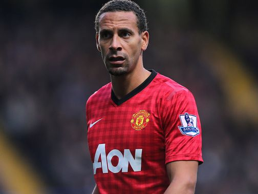 Rio Ferdinand: Current deal expires in the summer