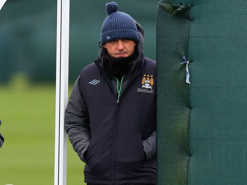 Roberto Mancini: Suffering European heartache again
