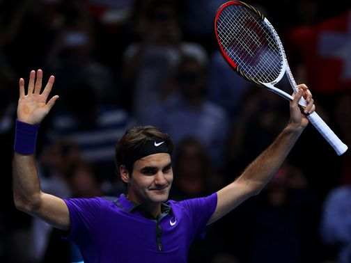 Roger Federer: Not scheduled to play prior to the Australian Open