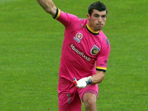 Mathew Ryan: Set for Rangers trial next week