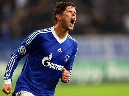 Klaas-Jan Huntelaar: Linked with a move to Arsenal