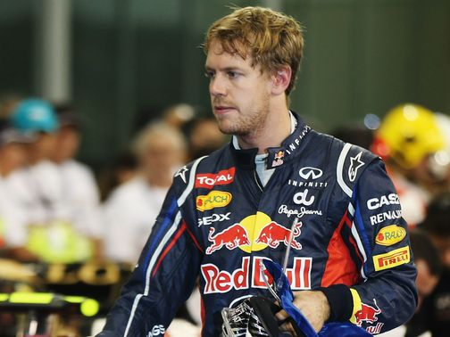 Sebastian Vettel: Edging closer to F1 title