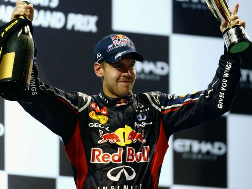 Sebastian Vettel: Impressive drive to make the podium