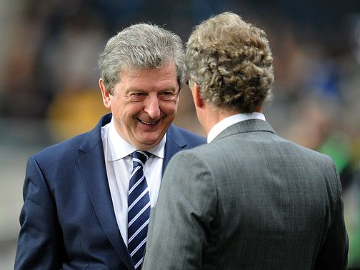 Roy Hodgson: Nothing dismissed in review