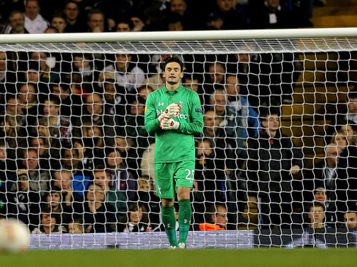 Hugo Lloris reflects on his error against Maribor at White Hart Lane