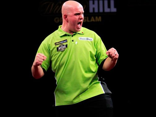 Michael van Gerwen: Dispatched Dean Winstanley