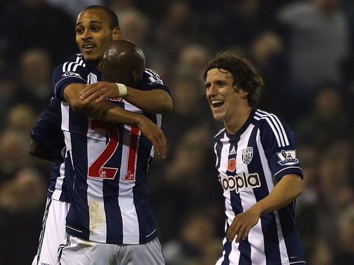 West Brom: Hosting West Ham on Sunday