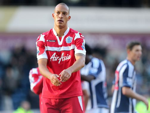 Bobby Zamora: Hip problem