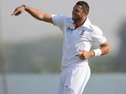 Tim Bresnan: Out of England's tour of New Zealand