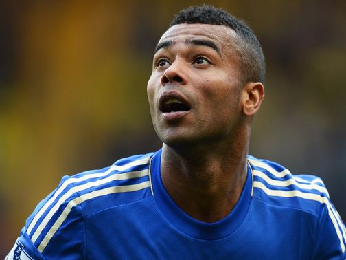 Ashley Cole: Has been strongly linked with a move to the French capital