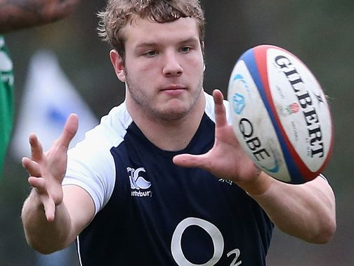 Joe Launchbury: England's player of the autumn