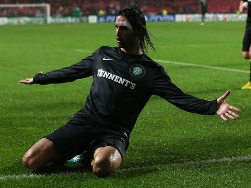 Georgios Samaras: Accentuating the positive