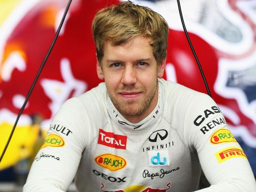 Sebastian Vettel: Clean sweep in Austin