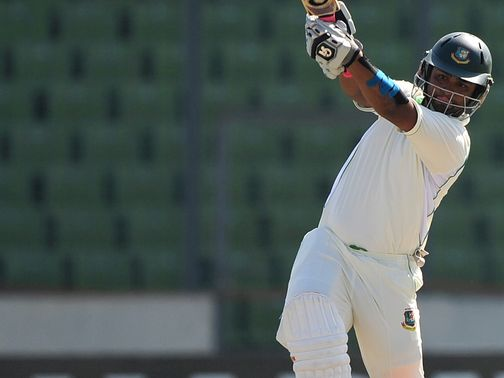 Tamim Iqbal helped Bangladesh to the victory