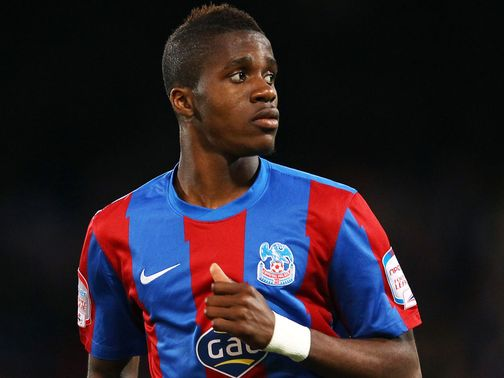 Wilfried Zaha: Set to attract attention in January
