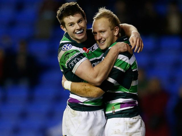 Shane Geraghty: Scored a crucial try