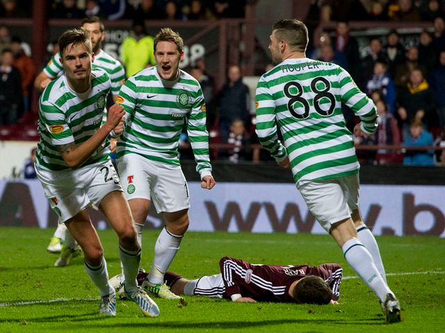 Celtic: 4-0 winners at Tynecastle