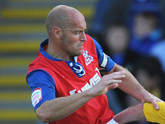 Adam Barrett: Late equaliser for Gillingham