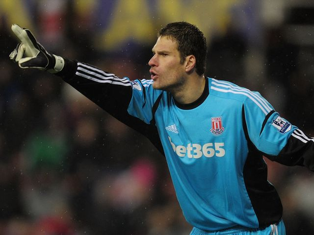 Asmir Begovic: Highly-rated keeper