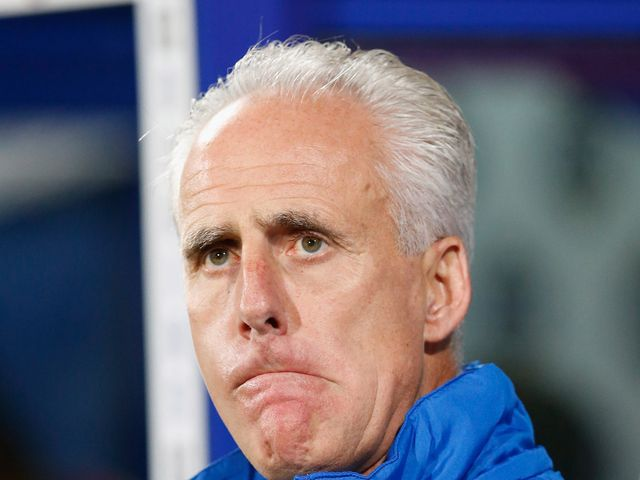 Mick McCarthy: Pleased with his side's endeavours