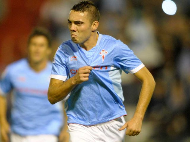 Iago Aspas: Could be set for Reading