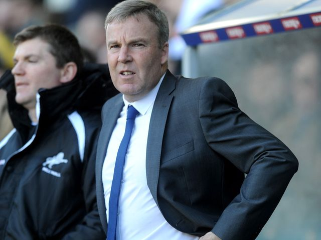 Kenny Jackett: Frustrated over his side's positioning