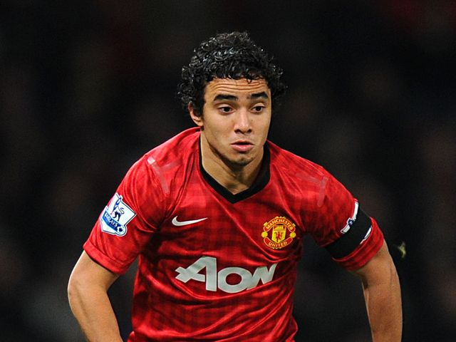 Rafael: Expected to return for Red Devils