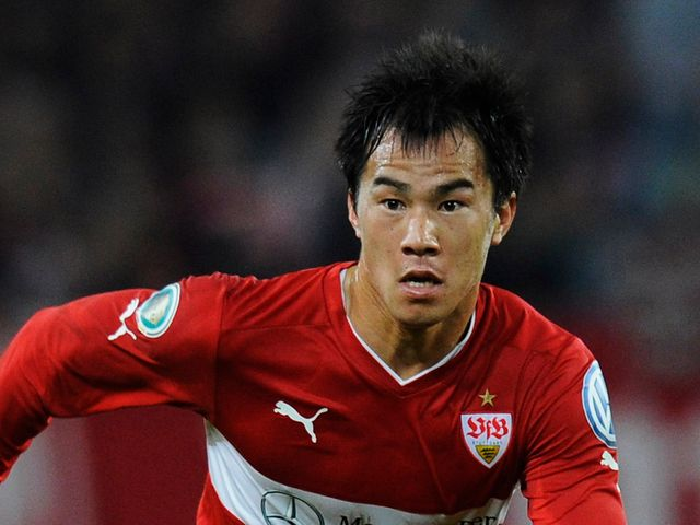 Shinji Okazaki: On target for Stuttgart